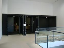 講演会場入口
