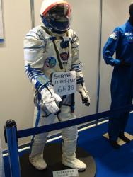 古川さん、宇宙へ!