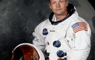 ニール・アームストロング宇宙飛行士