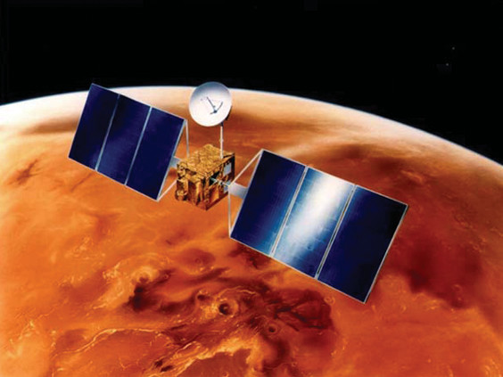 火星探査機