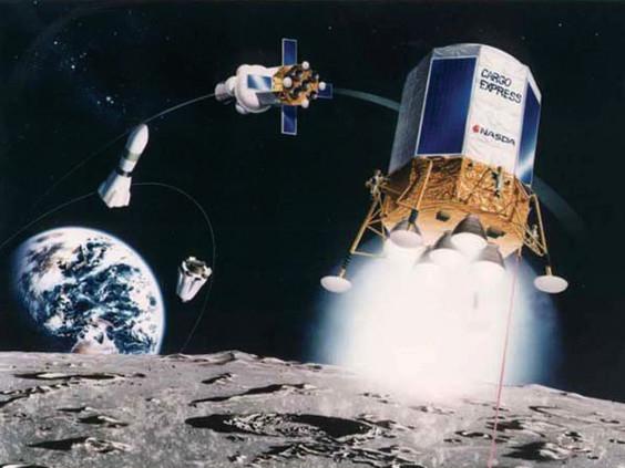 地球-月輸送システム