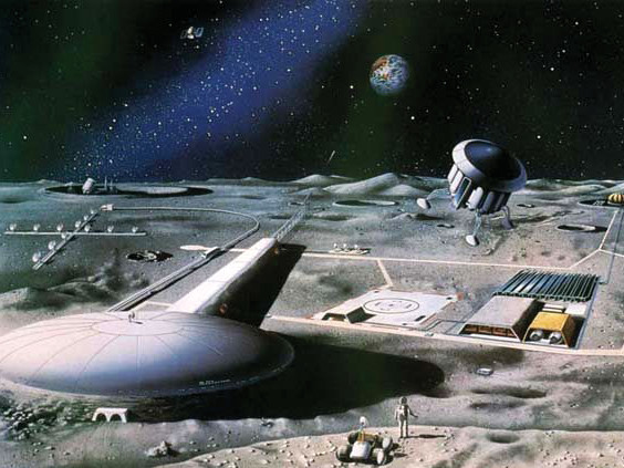 月基地・その三