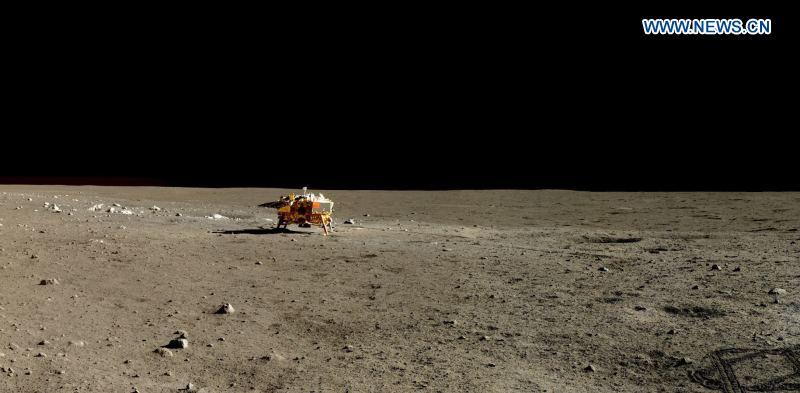 嫦娥3号着陸点