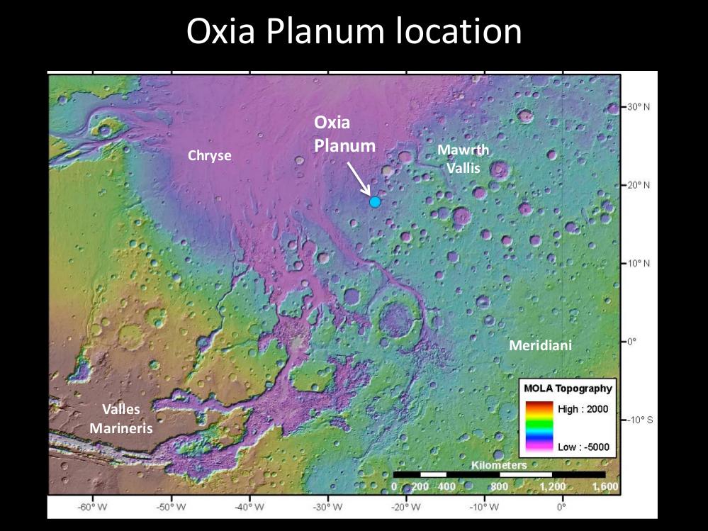 オクシア平原