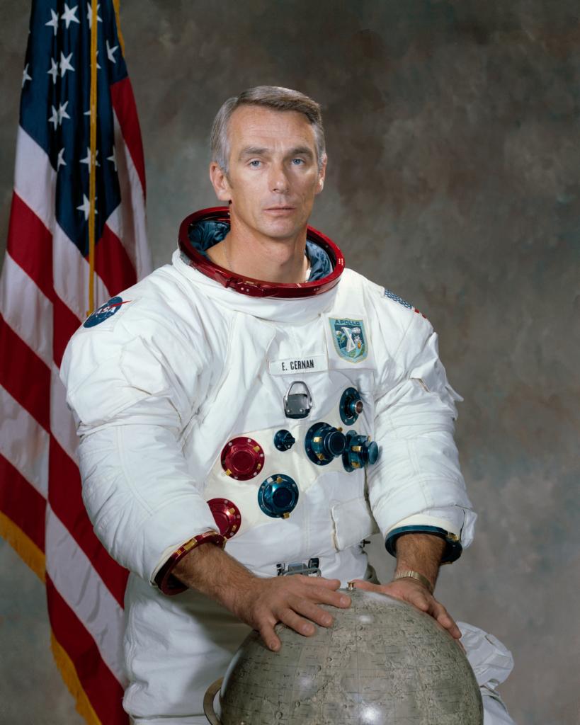 ユージン・サーナン宇宙飛行士