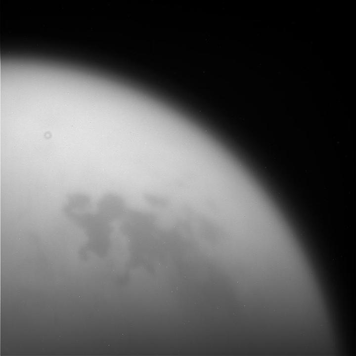 カッシーニが最後に撮影したタイタンの写真