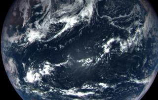 オサイレス・レックス(オサイレス・レックス)が撮影した地球のカラー画像