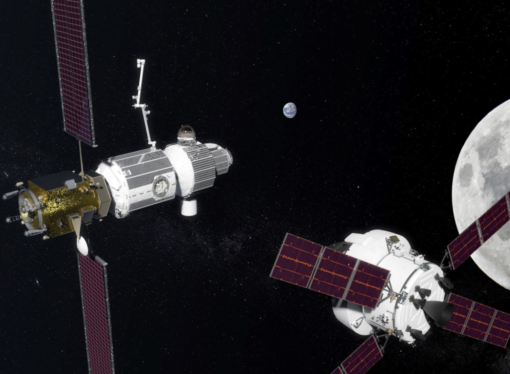 NASAの「深宇宙ゲートウェイ」構想
