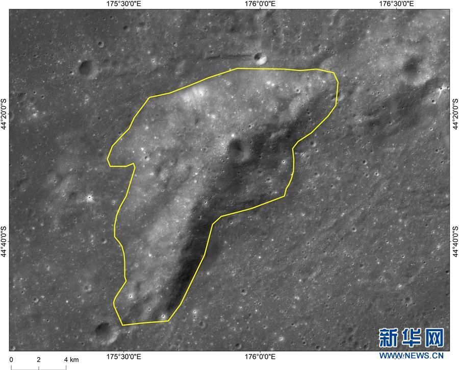 月の「泰山」