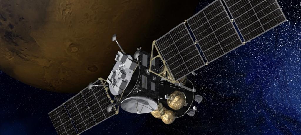 MMXと火星